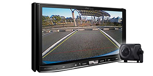 Pioneer AVIC-8201NEX Double-DIN In-Dash Navigation AV Car Stereo with 7'' WVGA Capacitive Touchscreen Display & Backup Camera by Pioneer