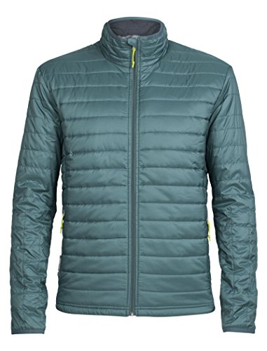 Zip Front Puffy Jacket - 2