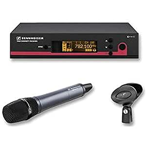 micrófono inalámbrico UHF HANDHELD Audio Visual micrófonos, micrófono, UHF inalámbrico, Handheld, directividad: supercardioide
