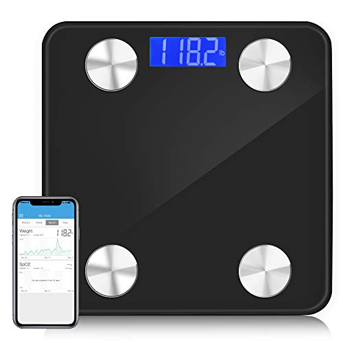 Hiyou Body Electronic Scale Fat Scale Smart Sca...
