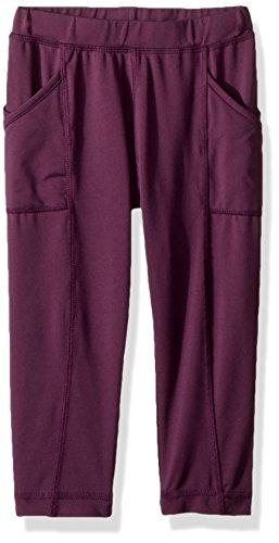 White Sierra Girl's bug Free Leggings, Shadow Purple, X-Small by White Sierra