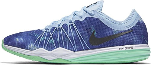 Nike Damen 844667-401 Turnschuhe Blau