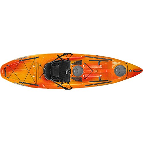 Wilderness Systems 9750105054 Tarpon 100 Kayaks, Mango, 10'