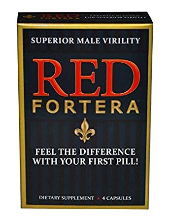 Amazon Com Clinically Tested Red Fortera Fast Acting Tribulus