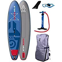 "2018 Starboard 11'2""x32""x6"" Blend Deluxe Double Chamber Inflatable SUP"