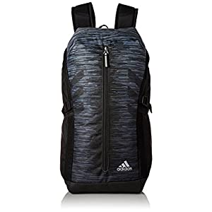 adidas Mercer Backpack, Black/Grey, One Size