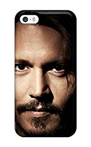 Cleora S. Shelton's Shop 3739434K35243213 Hot Case Cover Protector For Iphone 5/5s- Johnny Depp
