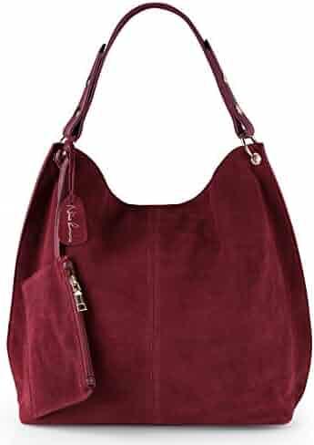 54b6a54b8d91 Shopping Reds - Suede - Hobo Bags - Handbags & Wallets - Women ...