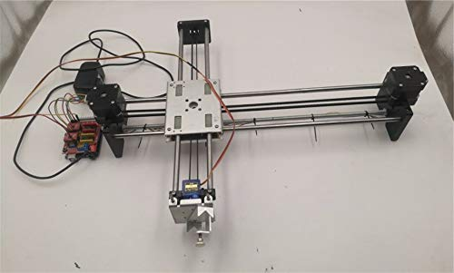 Amazon com: HEASEN DIY Metal DrawBot Drawing Machine Full