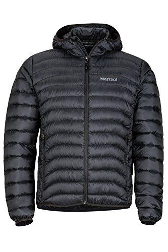 Marmot Long Sleeve Pullover - Marmot Men's Tullus Hoodie Black X-Large