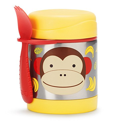 The Best Skip Hop Zoo Insulated Food Jar Hedgehog
