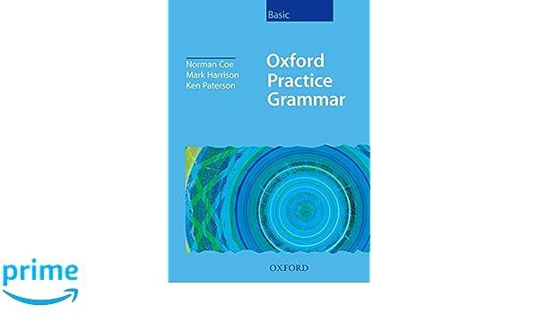 Oxford Practice Grammar Basic Norman Coe Pdf