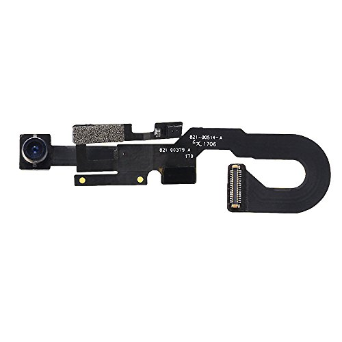 Flex Cable Module (Johncase New OEM Original 7MP Front Facing Camera module with Sensor Proximity Light and Microphone Flex Cable for Iphone 7 4.7