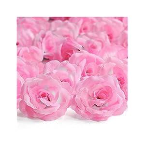 Freshheart Artificial Big Rose Flower Heads Party Wedding DIY HS0008 89