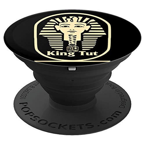 King Tut Cartouche - King Tut - PopSockets Grip and Stand for Phones and Tablets