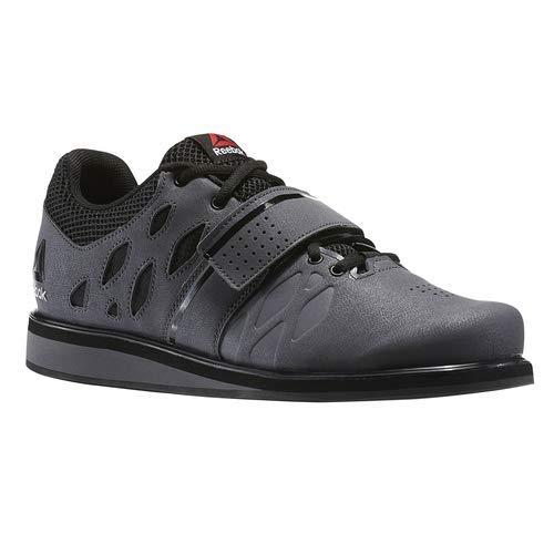 Reebok Men's Lifter Pr Cross-Trainer Shoe, Ash Grey/Black/White, 7 M US by Reebok (Image #7)