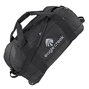Eagle Creek No Matter What Flashpoint Rolling Duffel L, Black (Black) - EC-20421010