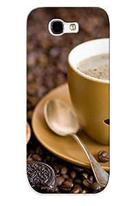 New Tpu Hard Case Premium Galaxy Note 2 Skin Case Cover(candy Cookies Chocolate Cream Cupcake )