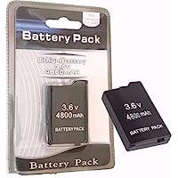 Bateria para PSP Série 2000 3000 4800mAh Battery Pack