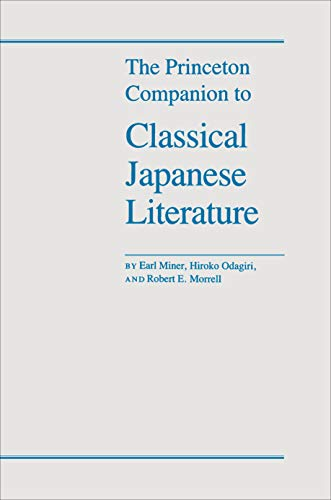 The Princeton Companion to Classical Japanese
