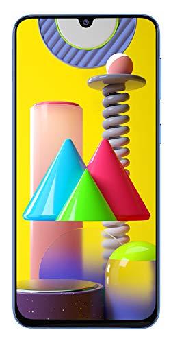 Samsung Galaxy M31 (Iceberg Blue, 6GB RAM, 128GB Storage)