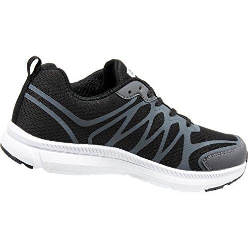 De fashionToute L'année Chaussures 3 Sport Loisirs 0UnisexeCasual gris Flm Noir dCBexo
