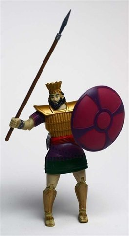 Renewing Minds 620,533 toy action figure Action Bible Goliath