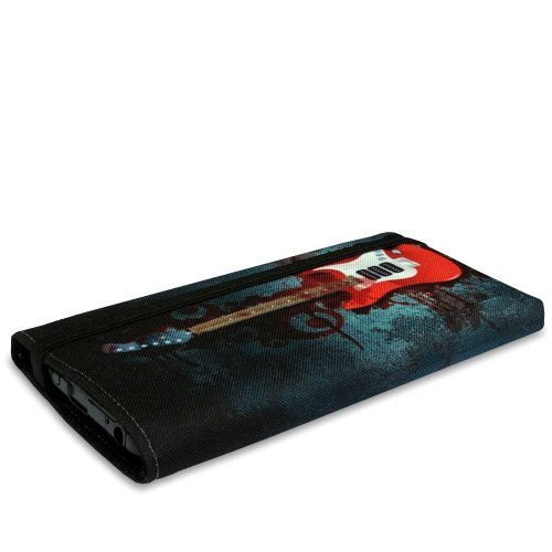 Stilbag Funda MIKA para Apple iPhone 4/4S - Diseño: Bloody Guitare