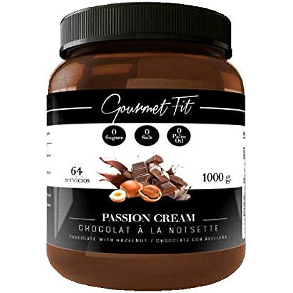 Gourmet Fit Passion Cream - 1 Kg Chocolate con Avellanas ...