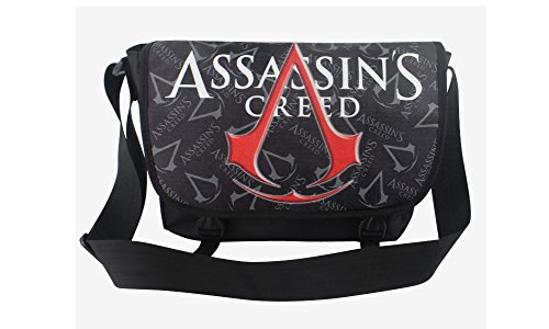 Everyday Better Life Anime Assassin S Creed Cosplay Messenger Bag