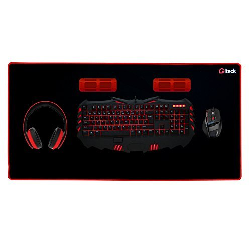 - Gaming Mouse Pad xxxl/Extended Large Mat Desk Pad 36