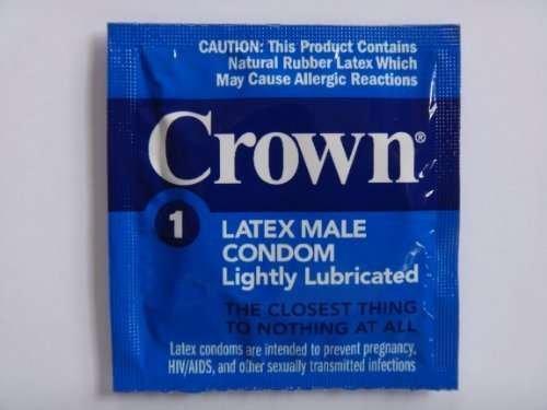 Condones CROWN Okamoto - 25 condones