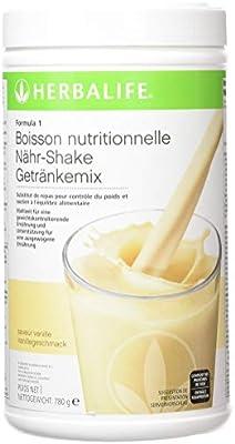 Herbalife batido F1 crema de vainilla 780 g: Amazon.es: Salud y cuidado personal