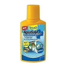Tetra 16213 AquaSafe Plus Water Conditioner, 16.90 oz, 500-Ml
