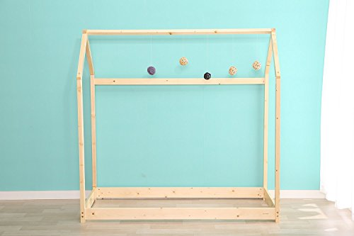 Wood Child Bed 5