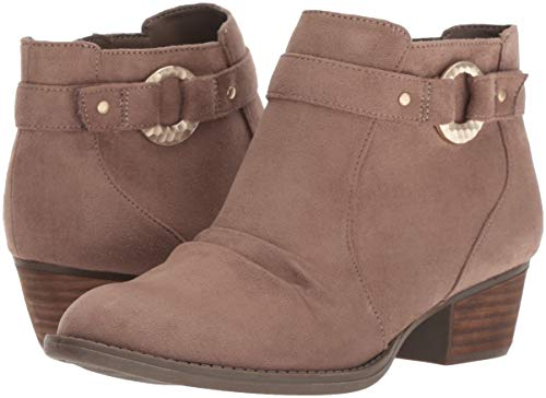 Pictures of Dr. Scholl's Women's Janessa Ankle Boot Black 4