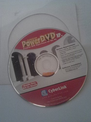 cyberlink-power-dvd-xp-40-software