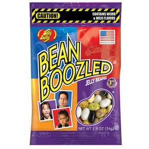 Jelly Belly BeanBoozled Jelly Bean Gift Bag, 1.9 oz. bag - 3 Pack