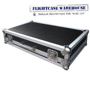 XXL Spinnen Gitarreneffektpedal Board Flightcase