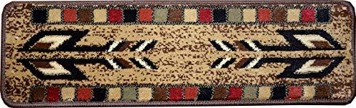 - Dean Premium Carpet Stair Treads - Santa Fe Beige 31