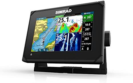 Simrad Go7 Xse Sonda Multifunción: Amazon.es: Electrónica