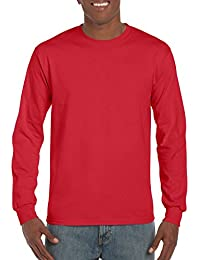 Men's Ultra Cotton Jersey Long Sleeve Tee