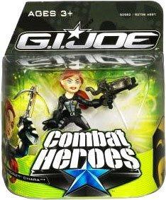 G.I. Joe The Rise of Cobra Combat Heroes Single Pack Shana Scarlett OHara by G. I. Joe
