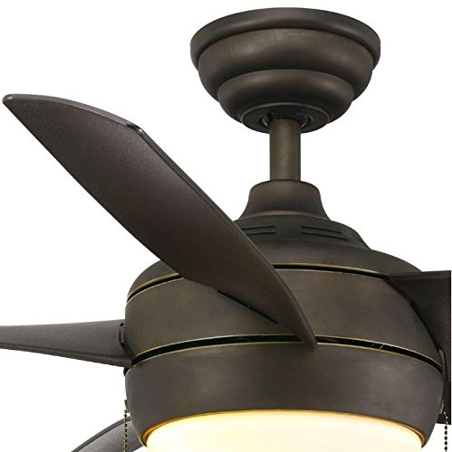 Home Decorators Collection Windward 44 in. Oil Rubbed Bronze Ceiling Fan by Home Decorators Collection