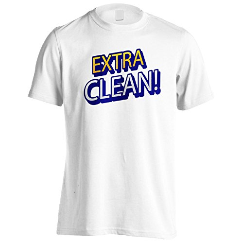Neue Extra Saubere Retro-Kunst Herren T-Shirt l871m