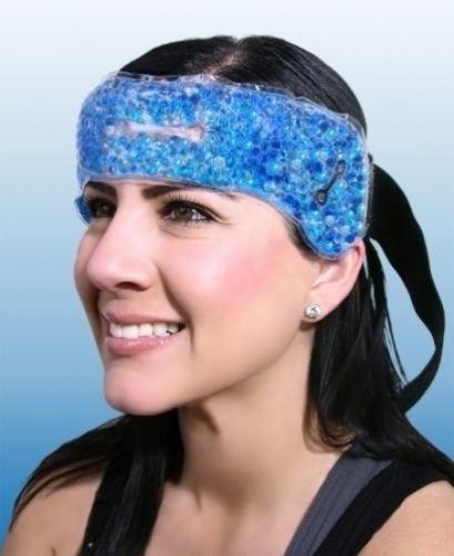 Migraine Relief Wrap Headache Pain Hot Cold Therapy Head Stress Tension Heat - Headache Polarized Sunglasses