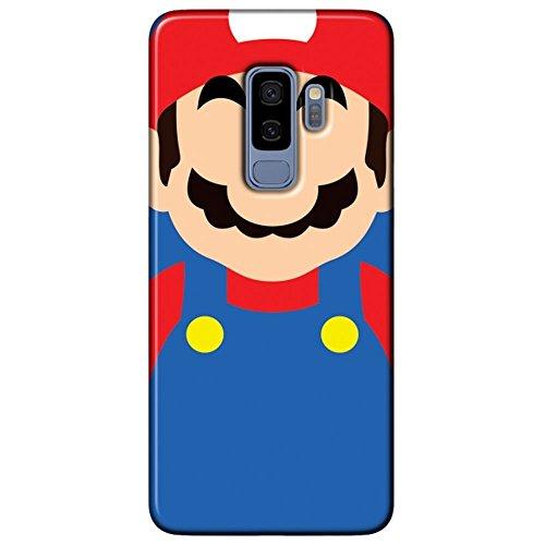 Capa Personalizada Samsung Galaxy S9 Plus G965 - Super Mario - GA25