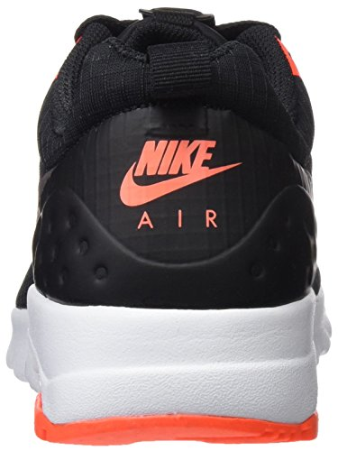 Nike 844895, Zapatillas para Mujer Varios colores (Negro / Plata / Coral)