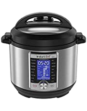 Instant Pot Ultra Electric Pressure Cooker, 6 Quart 10-in-1, Stainless Steel
