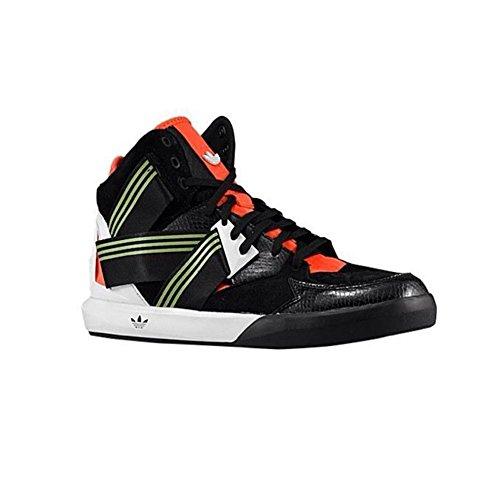 Adidas C-10 Heren Heren S84554 Cblack, Forgrn, Sesore